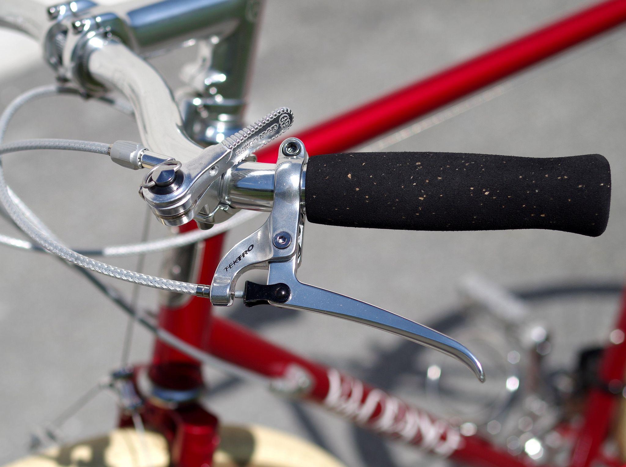 Brake lever road bike brake lever Tektro FL750 bicycle lever brake lever