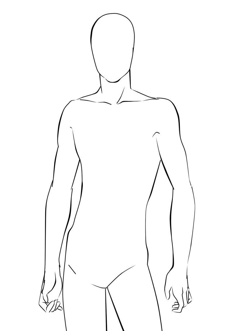 Resultado De Imagen Para El Cuerpo Masculino Manga Com Imagens