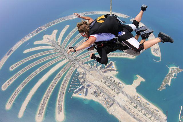 Dubai Skydive Just Girly Things Skydiving In Dubai Girly Things