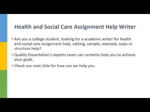 Health And Social Care Assignment And Essay Help  Youtube  Health And Social Care Assignment And Essay Help