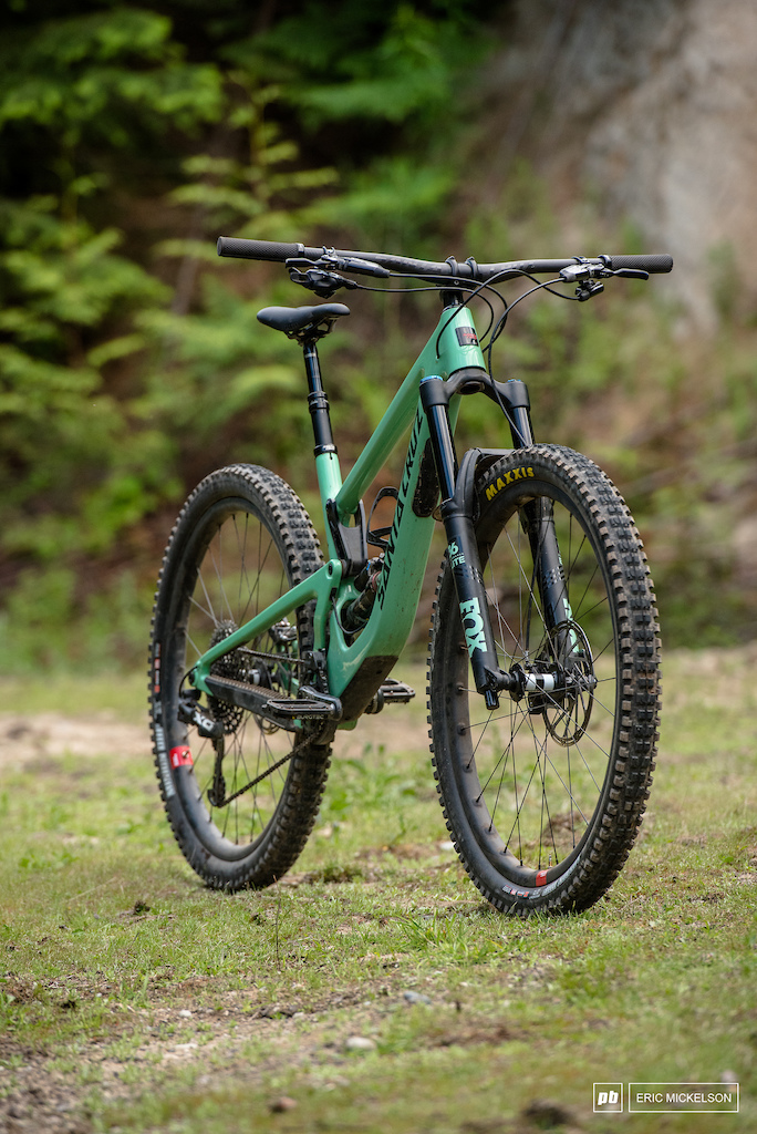 Review 2019 Santa Cruz Megatower Stiff Solid But Not That