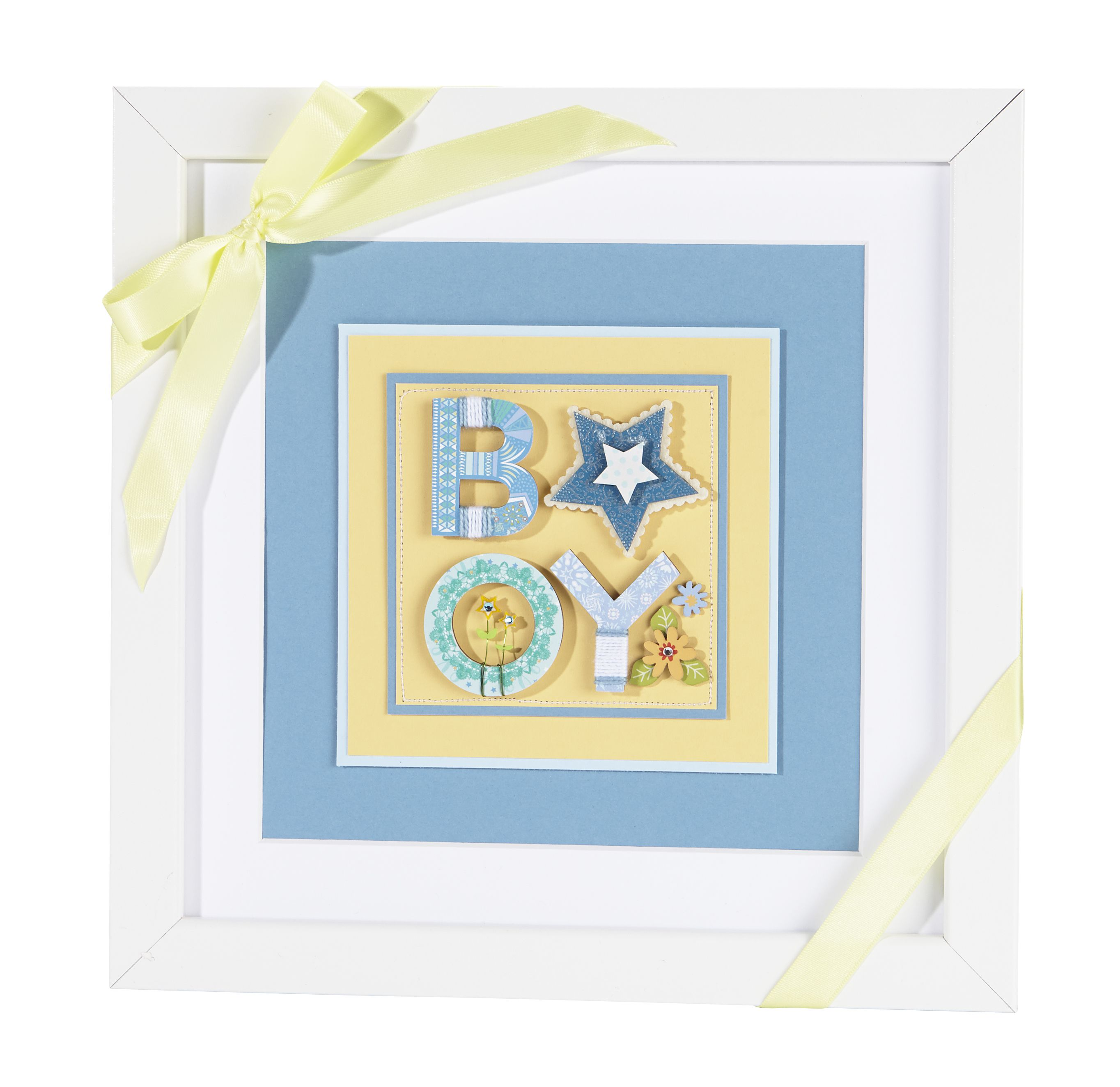 Jolees Boutique Baby Boy Frame #Craft #Baby #Babyshower
