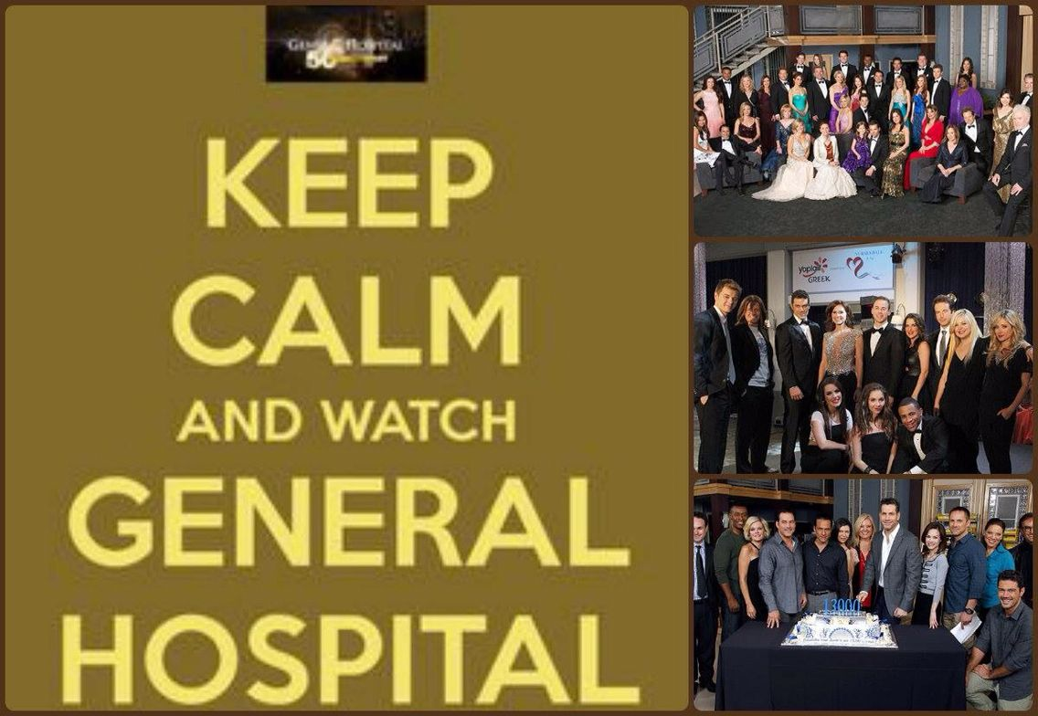 Five days a week on ABC General hospital, Best soap