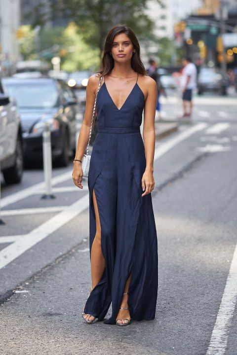 Fotos de vestidos longos e bonitos