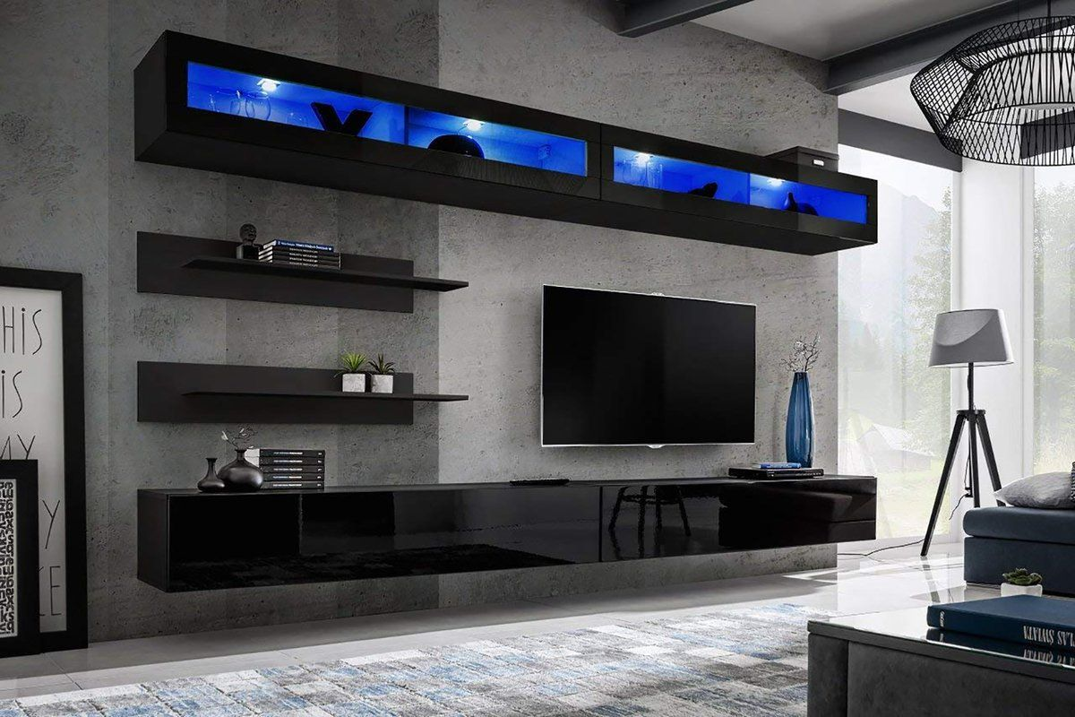 Waconia Floating Entertainment Center For Tvs Up To 70