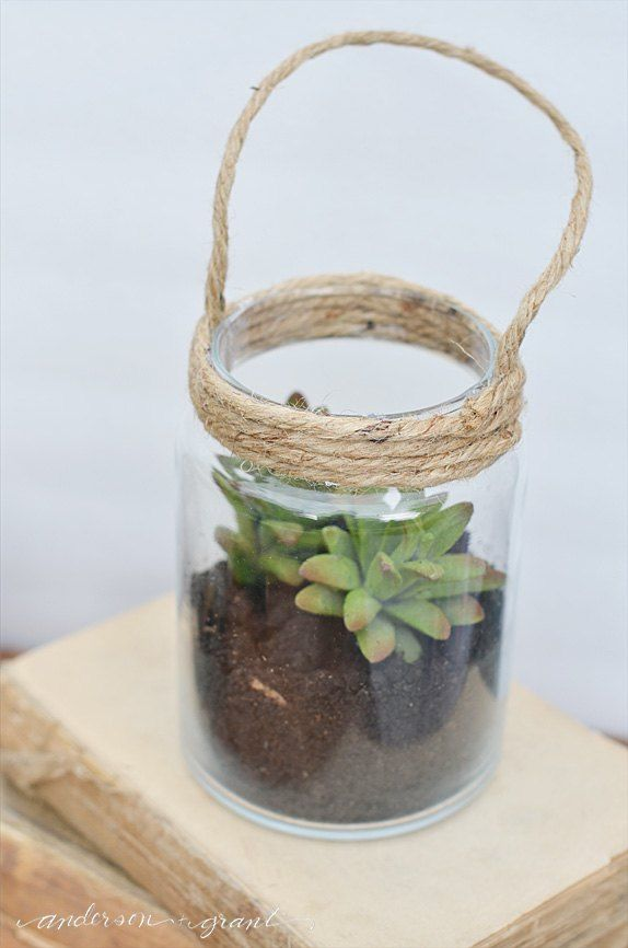 Photo of How to Turn Glass Jars into Charming Lanterns in 15 Minutes