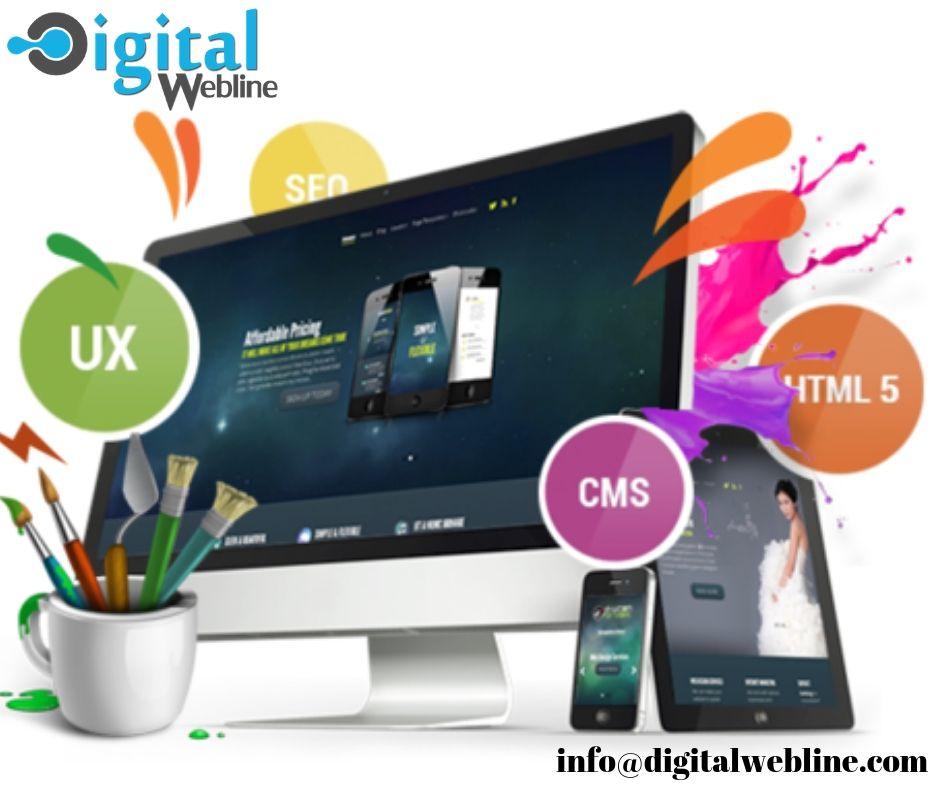 Business Web Design And Development Company In Toronto Get Low Cost Web Design Service In Canada In 2020 Web Development Design Website Design Website Design Company