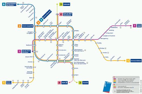 design around the world metro maps
