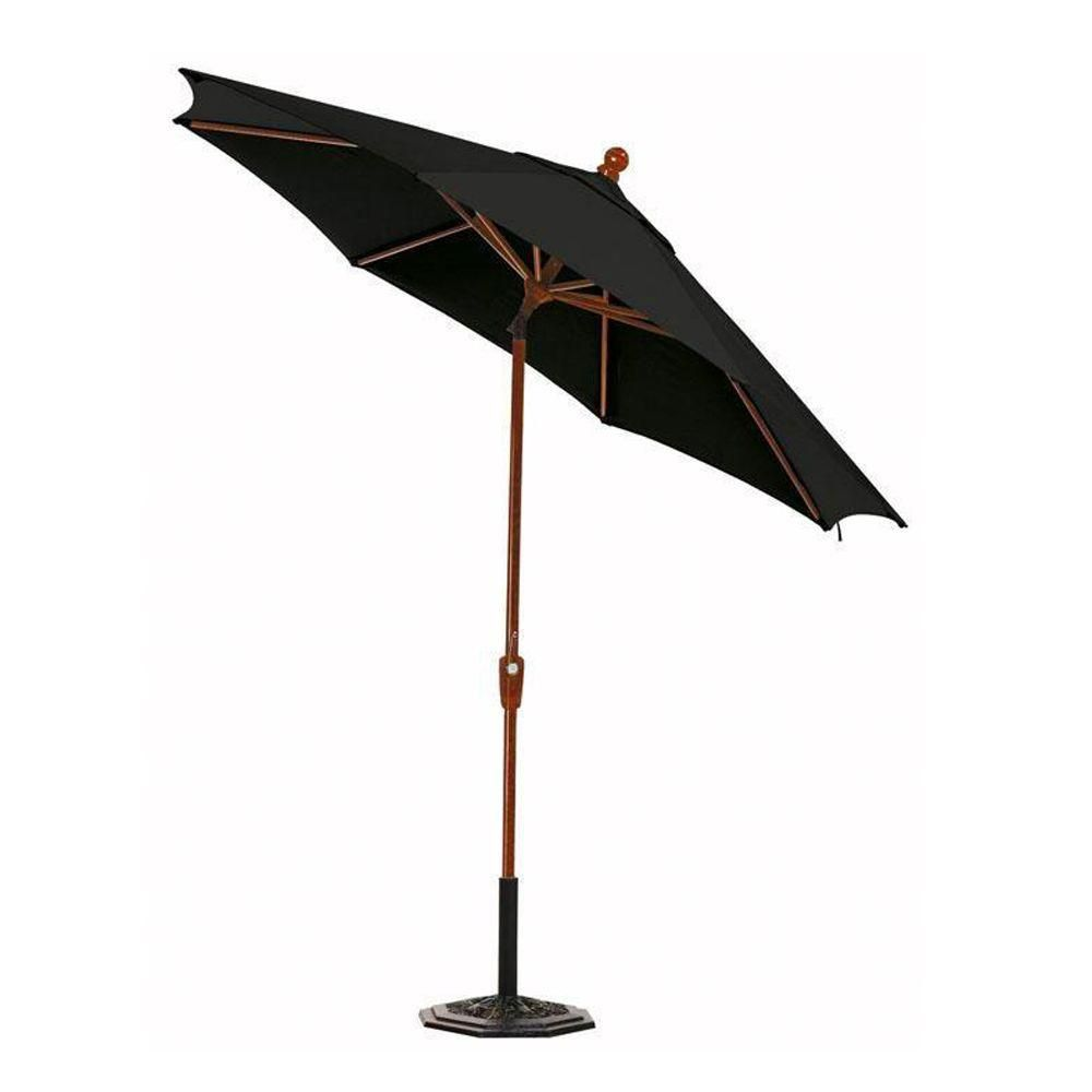 Home decorators collection sunbrella ft autocrank tilt patio