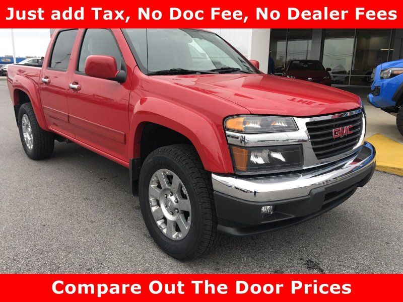 Used 2012 Gmc Canyon In Tuscumbia Al 499502014 2 Gmc Canyon Car Prices Cars For Sale
