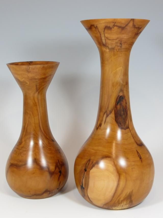 steve dell woodturning | vase archives