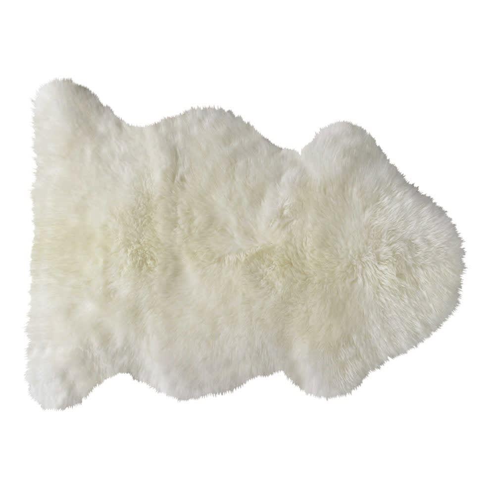 Tapis En Peau De Mouton Ivoire 55 X 90 Cm Tapis Peau De Mouton Tapis Peau Et Peau De Mouton