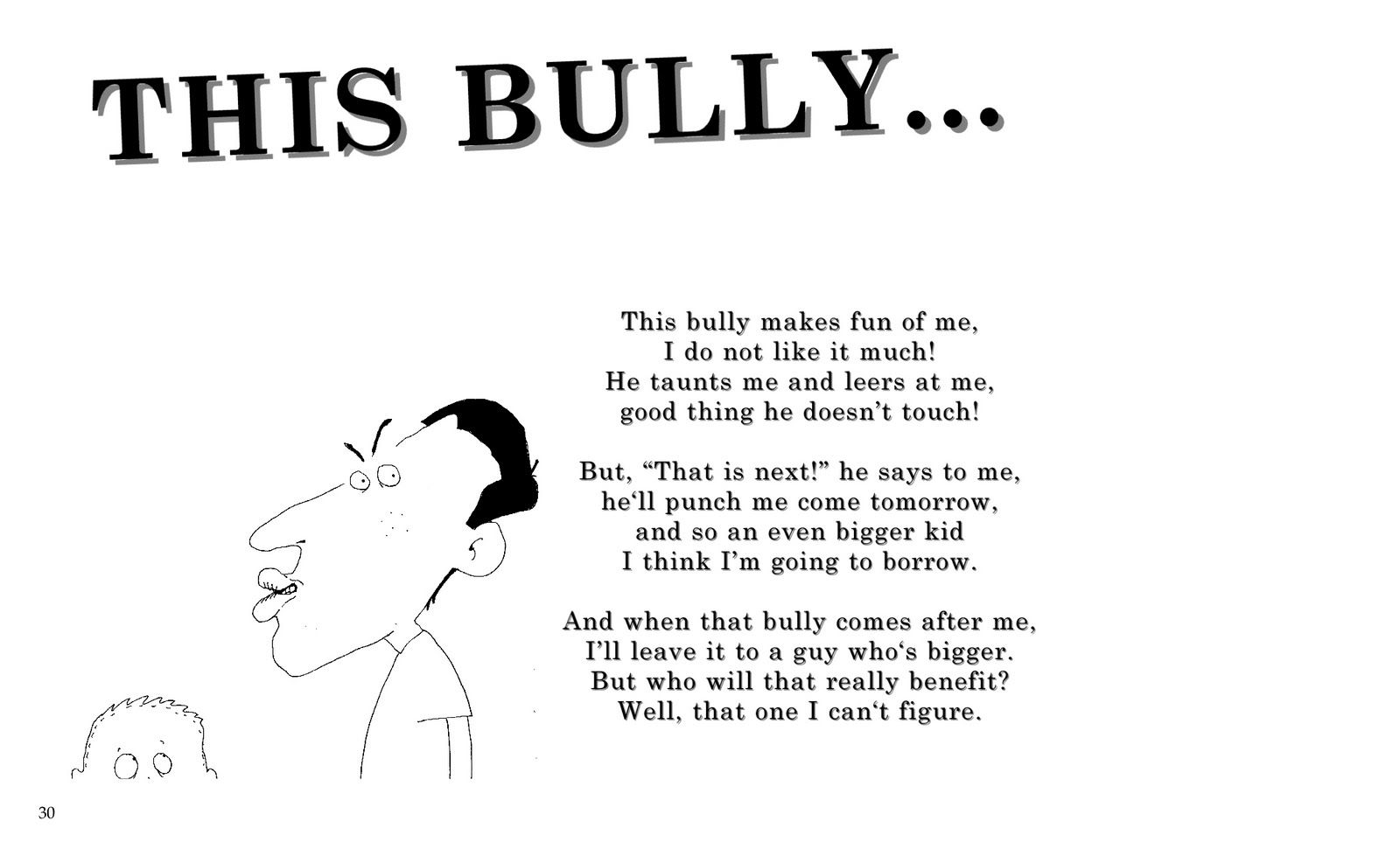 overcoming bullying quotes | JUSTIN MATOTT'S BLOGOSPHERE*: THIS ...