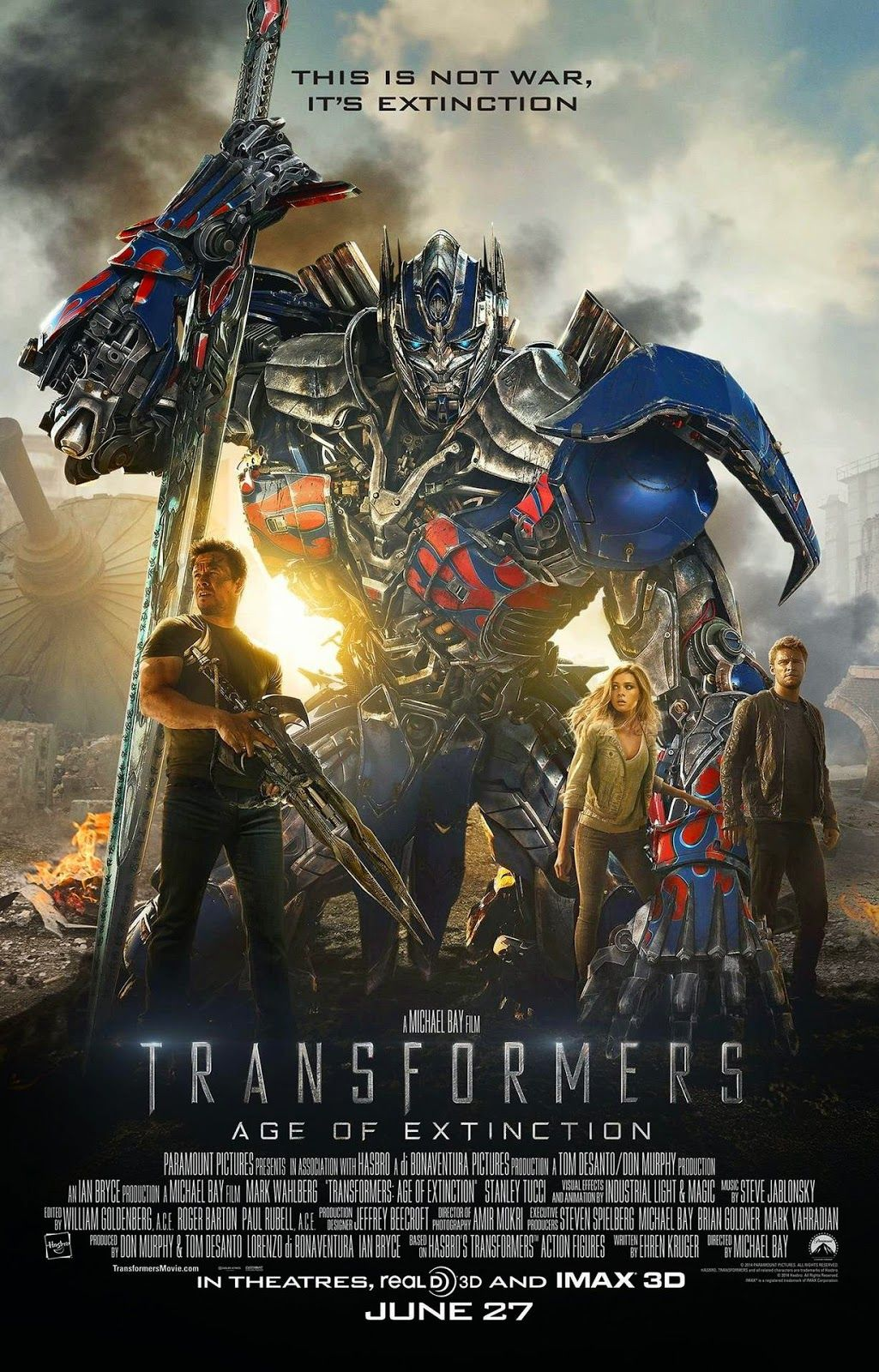 transformers age of extinction 2014 full 1080p hd is the latest