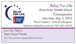 Premium Business Cards Designed By Leland Labuguen Vistaprint Relay For Life Relay Create Business Cards