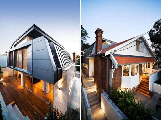 McMahons Point Small Free Standing House Renovation Beautiful