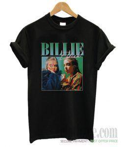 294598ce Billie Eilish 90s Vintage Black T-Shirt   BEST DEAL T-SHIRT in 2019 ...