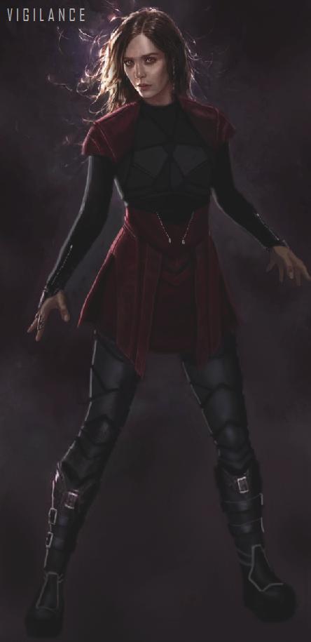 V I G I L A N C E Marvel Scarlet Witch Costume Scarlet Witch Marvel Marvel Costumes