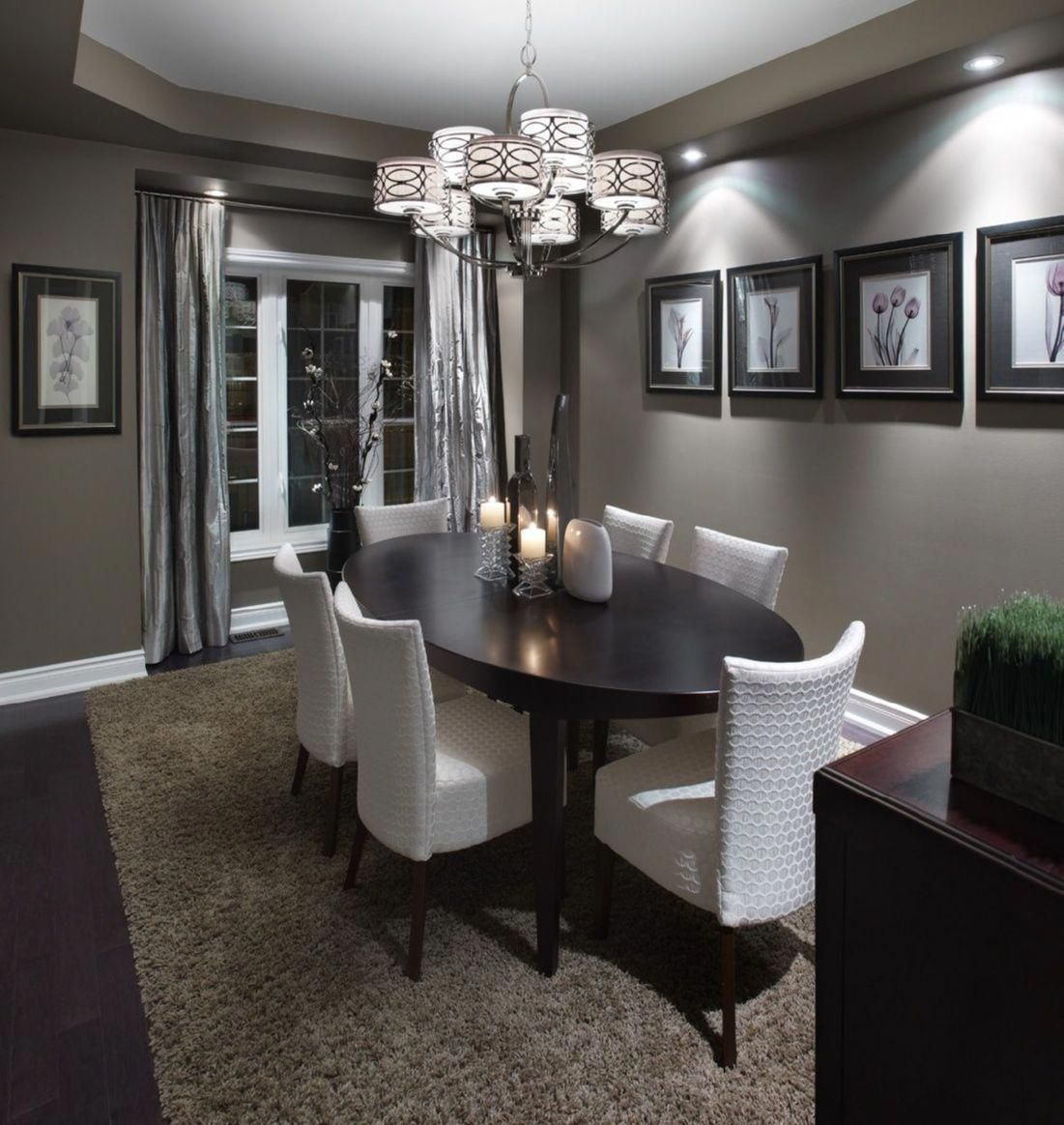 Living Room And Dining Room Combo Paint Ideas