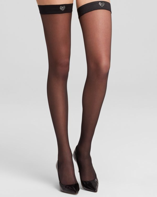 Wolford Audrey Stay-Up Tights
