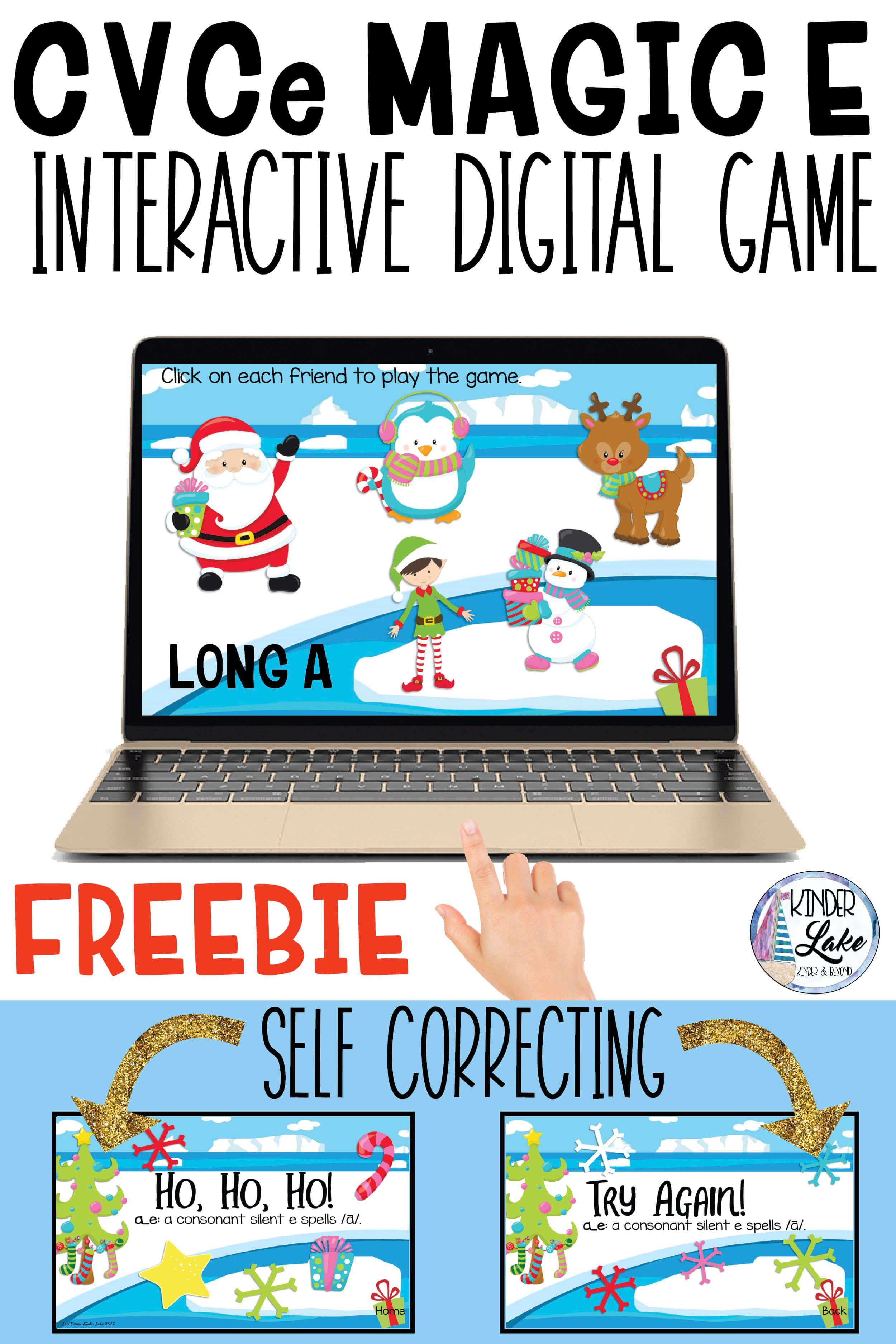 Cvce Activities Long A Interactive Freebie