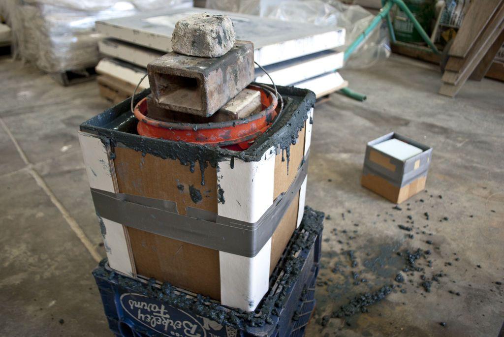 Diy Concrete Planter Box Planter Boxes Diy Cement 400 x 300