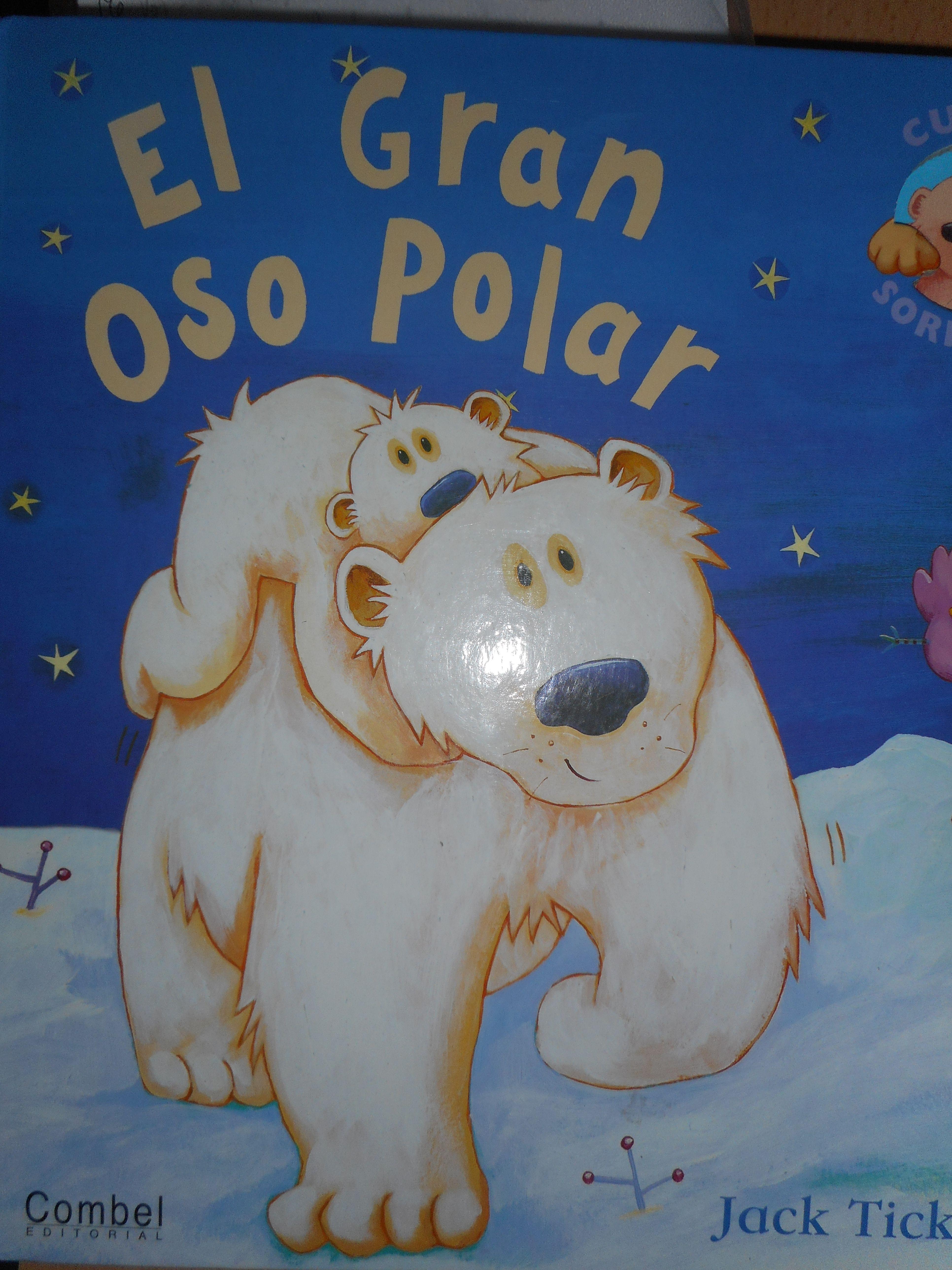 cuento sobre oso polar