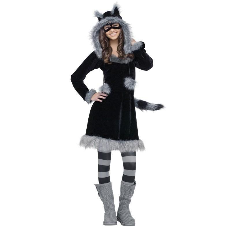 sweet-raccoon-teen-costume-bc-804035jpg 800×800 pixels Halloween