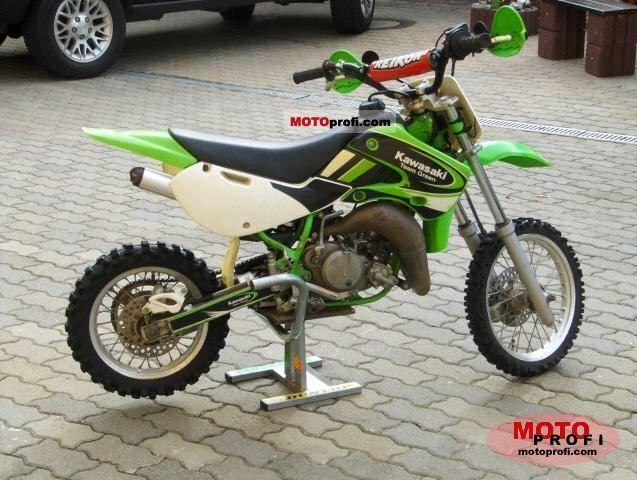 Automotobounce Com Dirtbikes Kawasaki Motocross