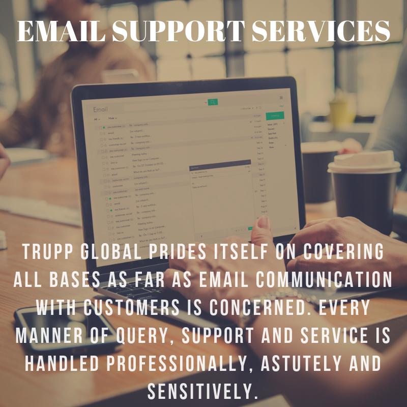 Email Support Services Support services, Supportive
