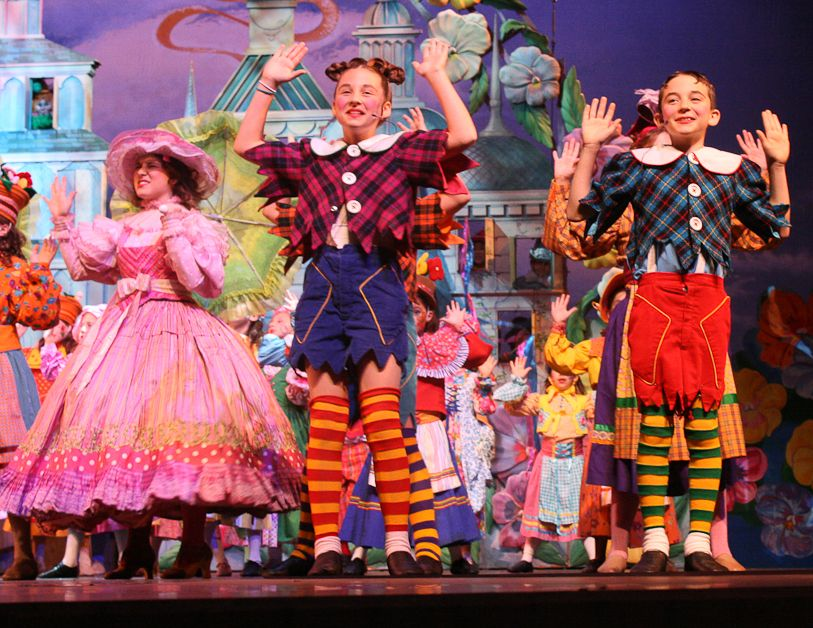 FCLO Music Theatre | Wizard of Oz | Pinterest | Costumes, Munchkin ...