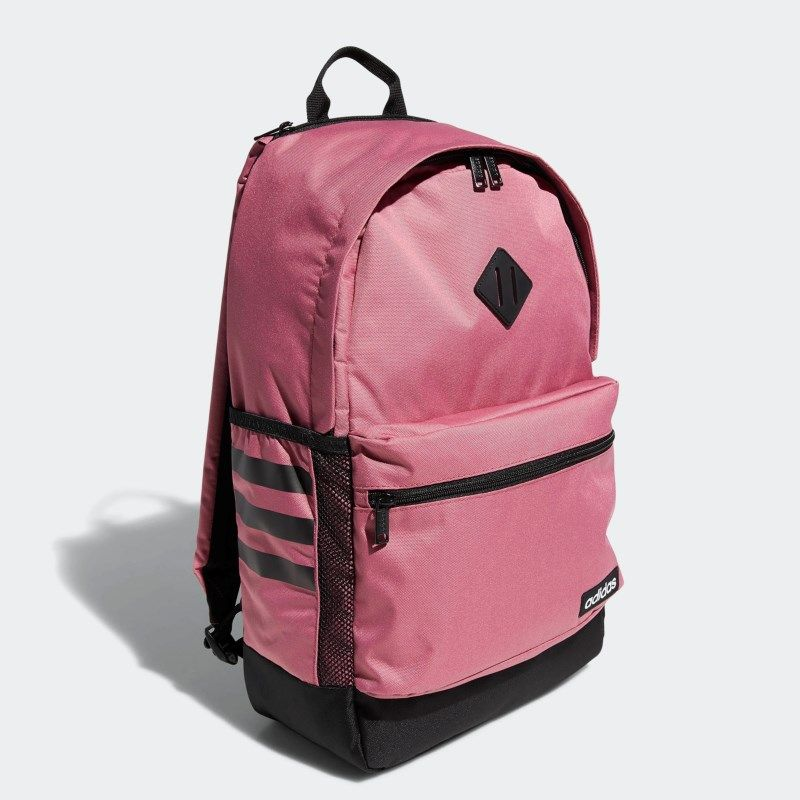 Adidas Classic 3S II Backpack Accessories (Pink)  87ec173014e49