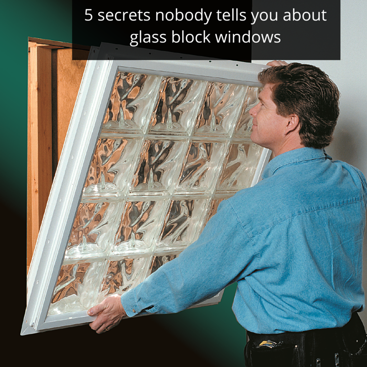 5 Secrets Ody Tells You About Gl Block Windows