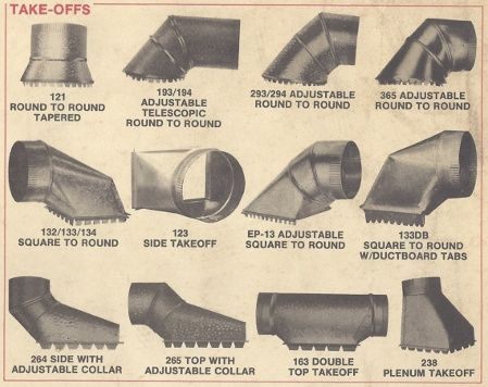 Duct Work Duct Fittings Supply Products Duct Work Duct Work