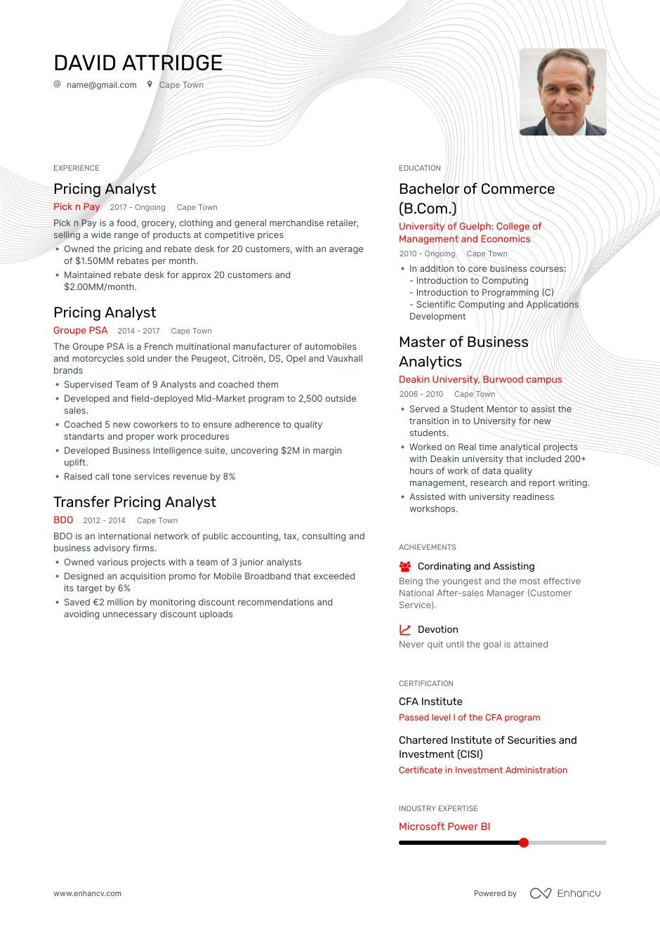 Pin On Accounting And Finance Resume Examples