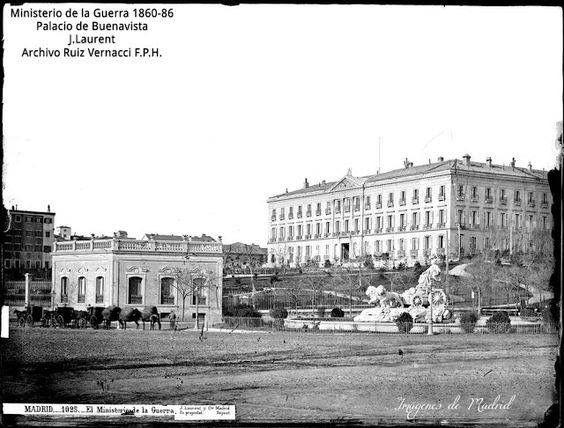 Cibeles Palacio Buenavista 1850 Madrid Madrid Spain Y