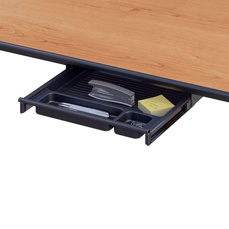 Small Under Desk Sliding Pencil Drawer Under Desk Storage Desk Drawers