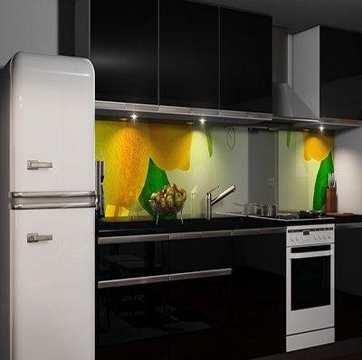 Küchenrückwand Folie Möbel  Wohnen Kuechenrueckwand Folien 717675