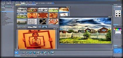 تحميل برنامج تصميم الصور والكتابه عليها Photo Brush 5 برامج صح Design Frozen Font Image