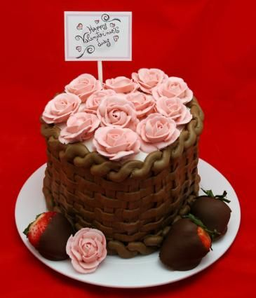 Valentines Day Cake Pictures | Valentine\'s day | Pinterest | Cake ...