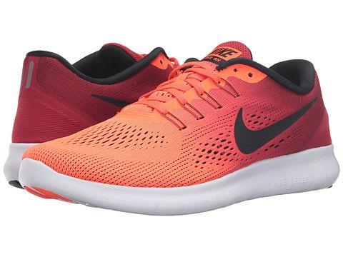 5ef269b4d1f38 Nike Free RN Total Crimson Black Gym Red White - Zappos.com Free ...