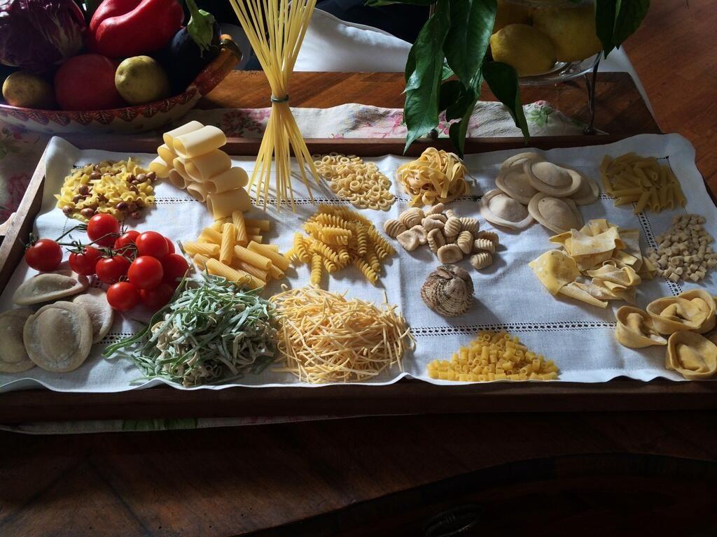 Buon Gusto! #Positano #Italy @ItalianGrocery @Vivo_Azzurro @TwitterItalia @I__Love__Italy @ItalyMagazine #food #pasta