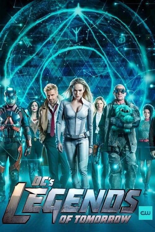 DC's Legends of Tomorrow - Saison 4 en Streaming VF et VOSTFR