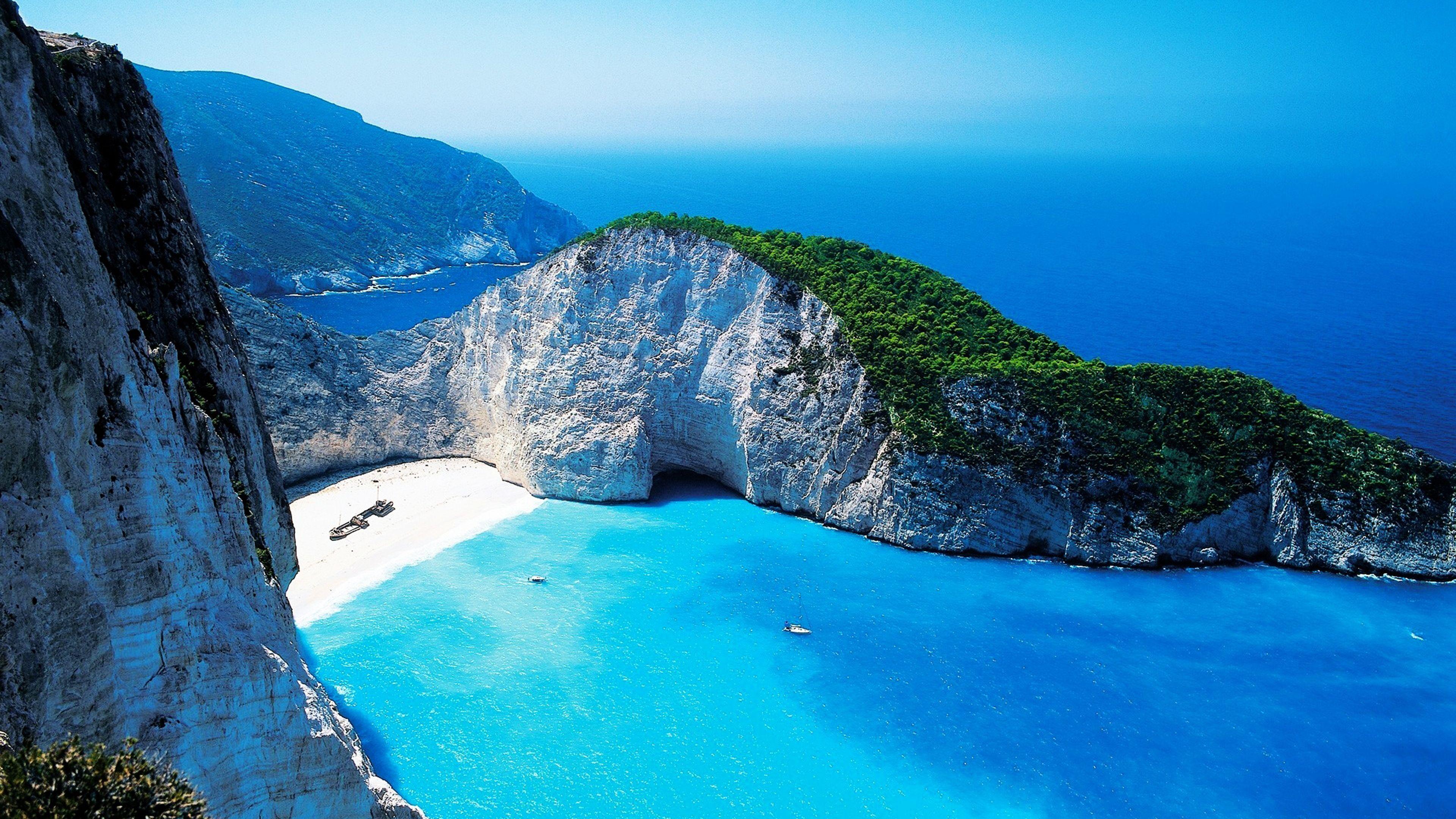 Beautyfull beach Ultra HD 4K Wallpapers Travel