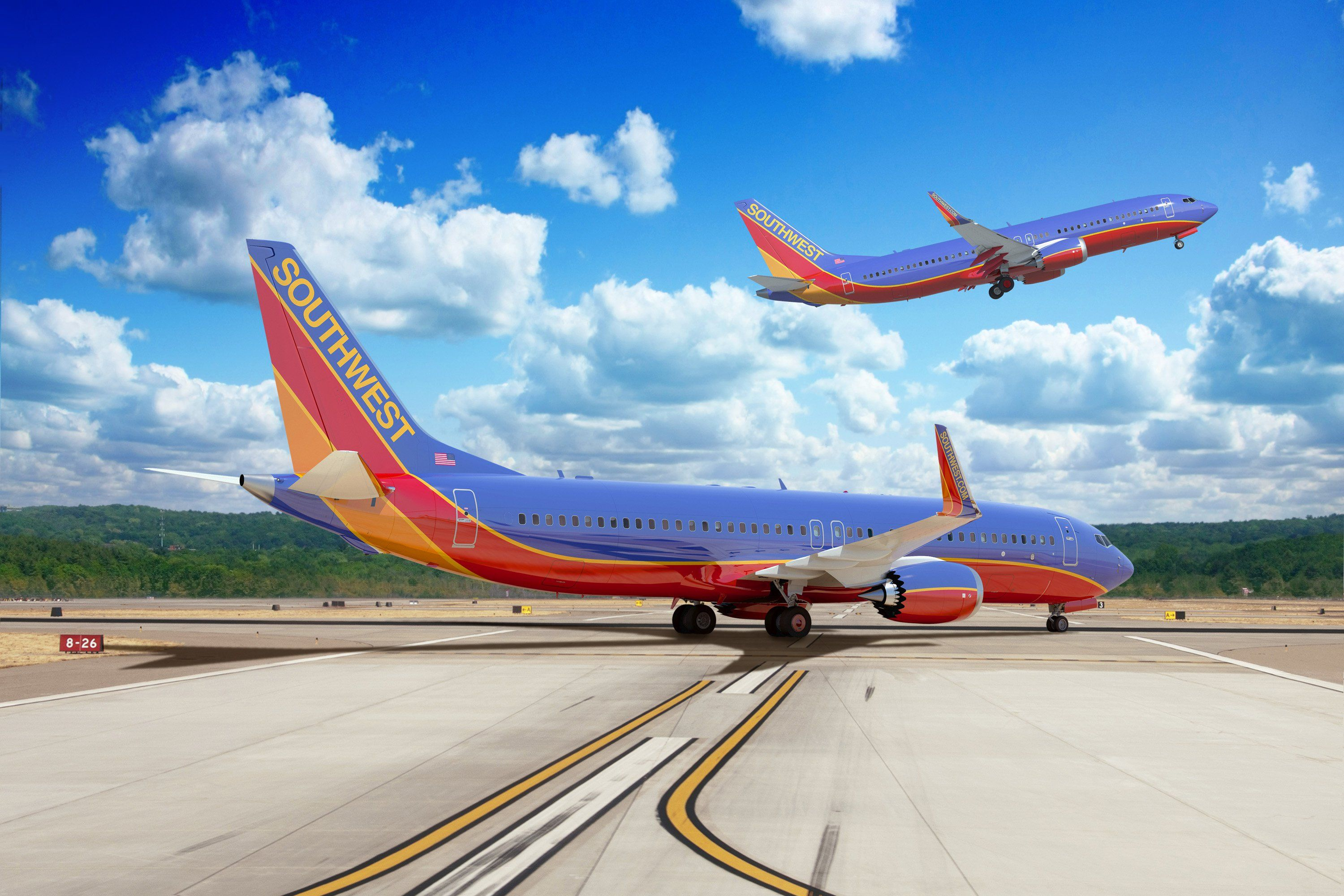 Southwest Airlines Just Announced Flights for Under 100