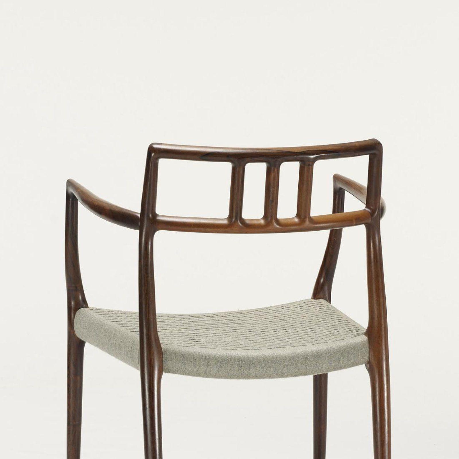 Niels O. Moller, armchair on | Scandinavian Modern ...