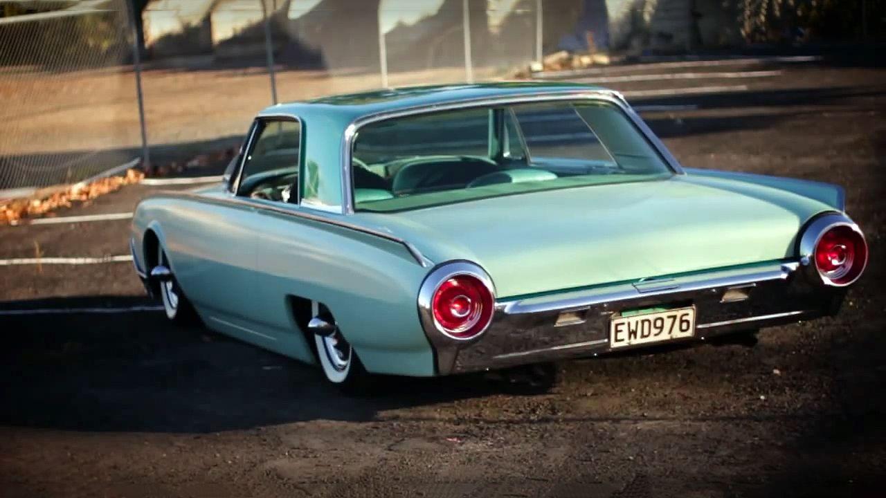 1962 Ford ThunderBird – Custom T Bird Car
