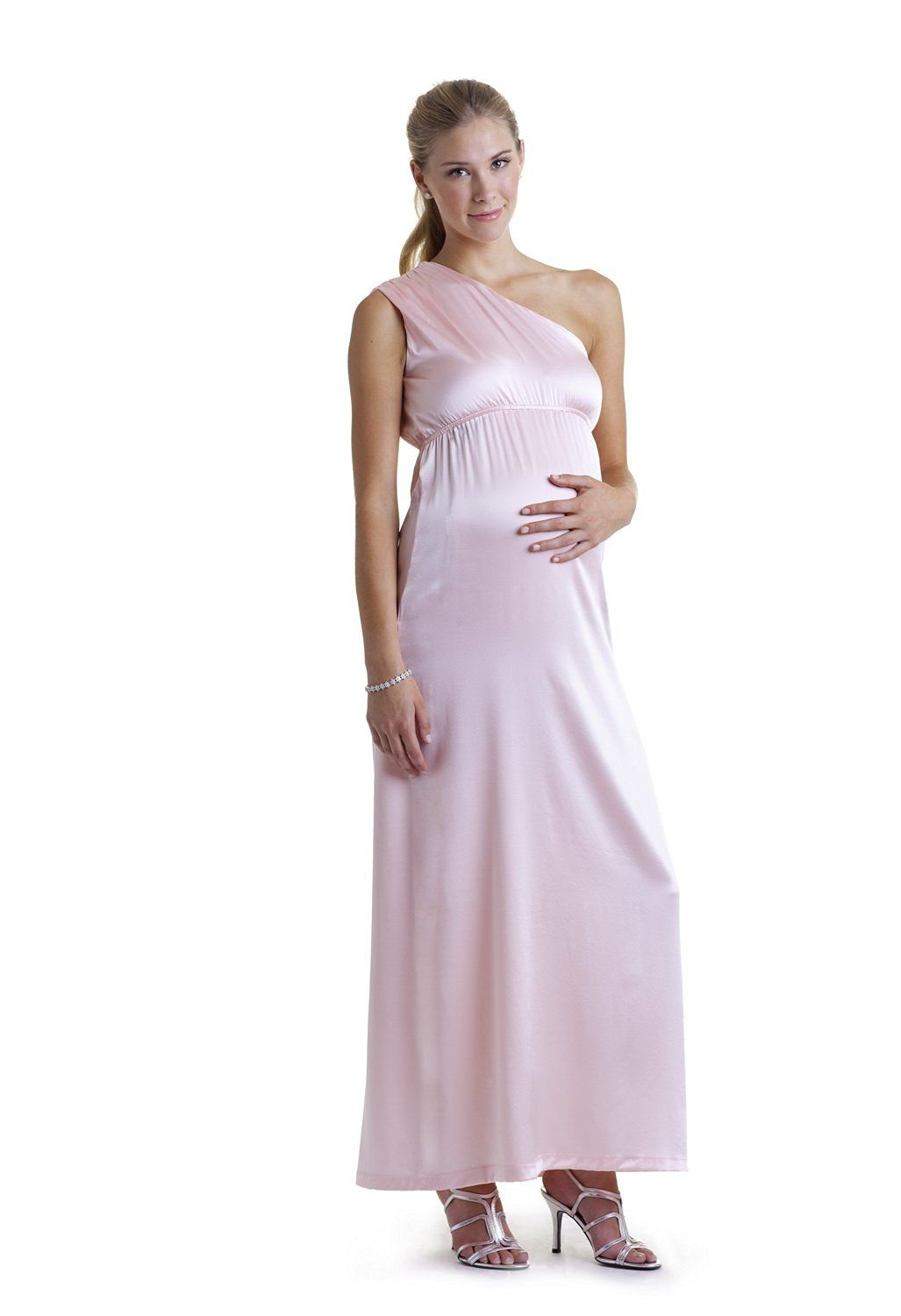 Joiful maternity long dress with one shoulder long maternity joiful maternity long dress with one shoulder long maternity dress with one shoulder sleevless ombrellifo Images