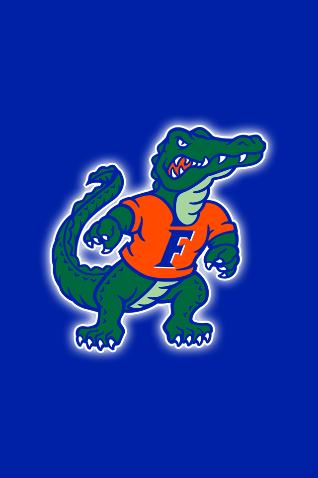 Free Florida Gators Iphone Wallpapers Florida Gators Wallpaper Florida Gators Football Gator Logo