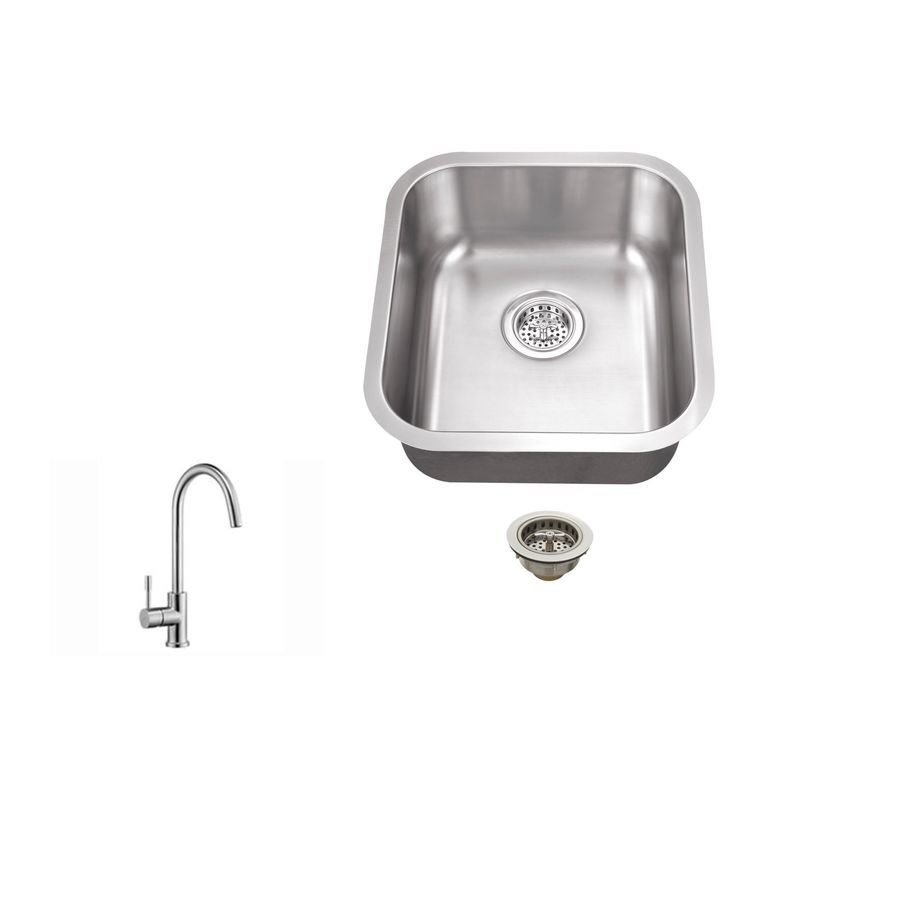 Superior Sinks Brushed Satin Stainless Steel Undermount Commercial Residential Bar Sink Stainless Steel Bar Undermount Bar Sink Bar Sink